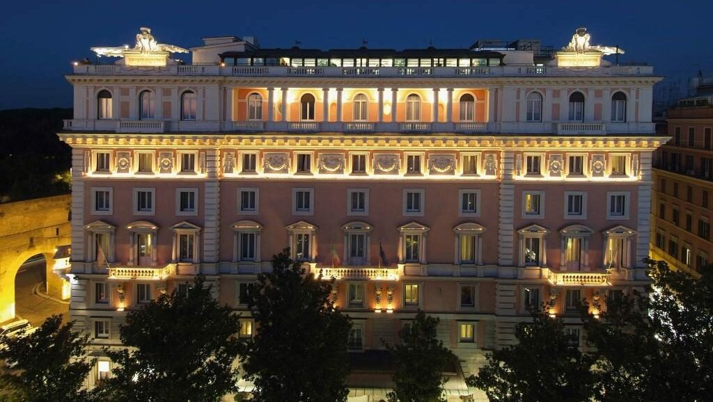 Hotel Flora Roma